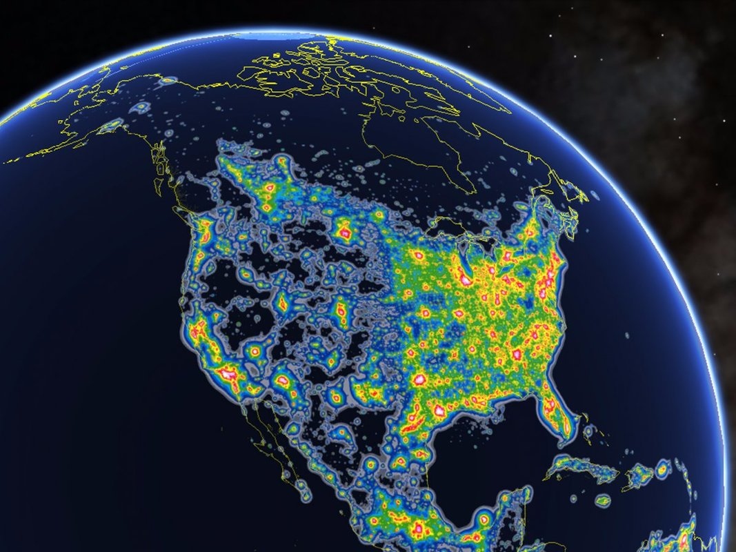 Light Pollution Effects - DARK SKY DEFENDERS